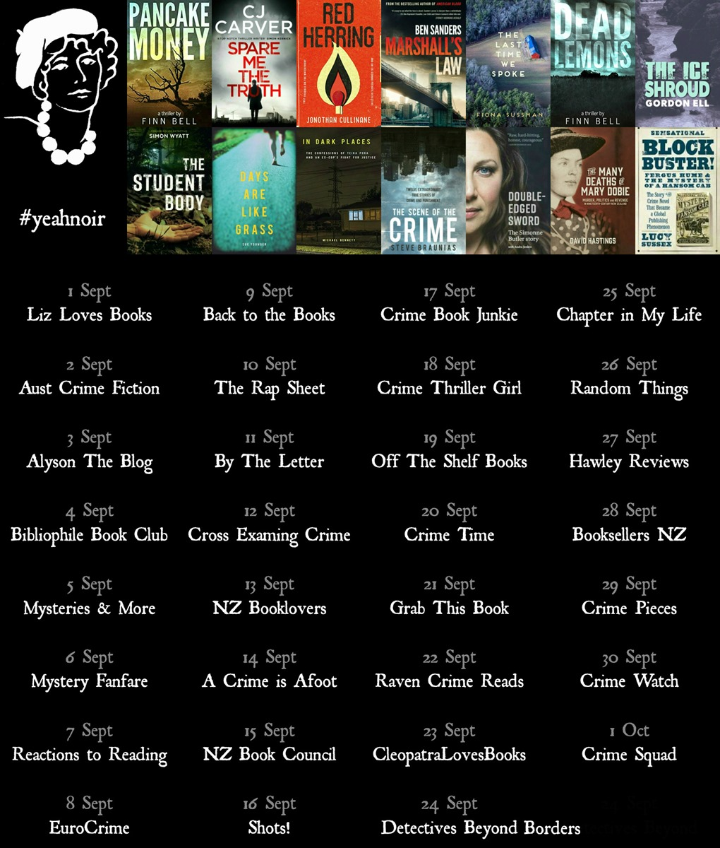 Blog Tour book covers
