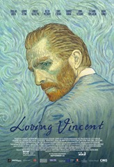 Loving Vincent US Theatrical Poster
