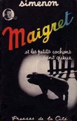 maigret_Maigret et les petits cochons sans queue