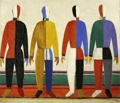 10.-Kazimir-Malevich-Sportsmen