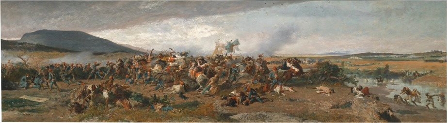 La Batalla de Wad-Rass (Episodio de la guerra de África)