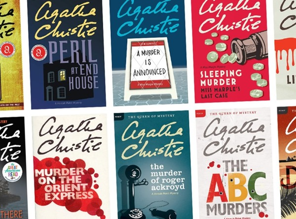 Agatha-Christie-Books